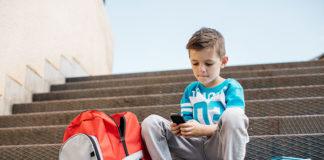 Program do ochrony telefonu dziecka