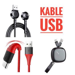 kabel USB do telefonu