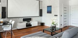 Magia filmu w Twoim domu - ekrany rozwijane