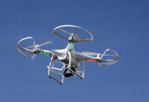 zdjęcia dronem