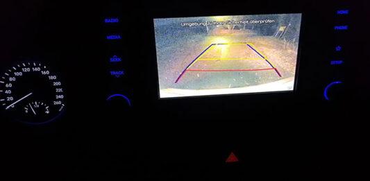 Kamery cofania do samochodu