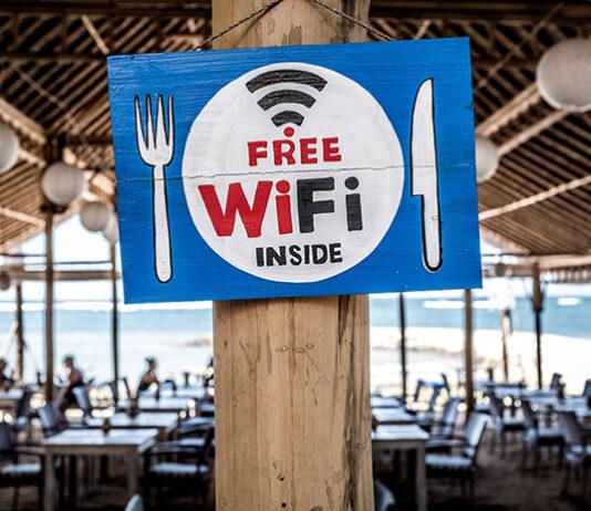 Darmowe Wi-Fi a bezpieczeństwo
